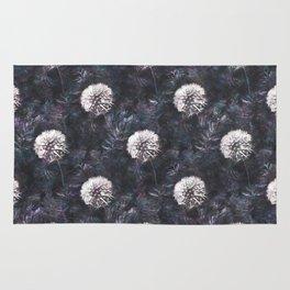Dandelions - A Pattern Rug