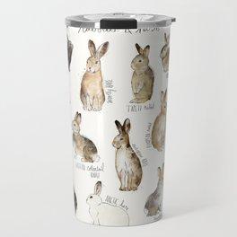 Rabbits & Hares Travel Mug