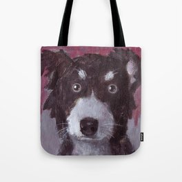 Po the Dog Tote Bag