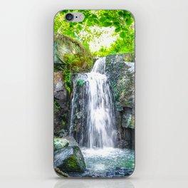 Lumsdale Falls. iPhone Skin