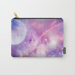 Pastel Celestial Skies Carry-All Pouch
