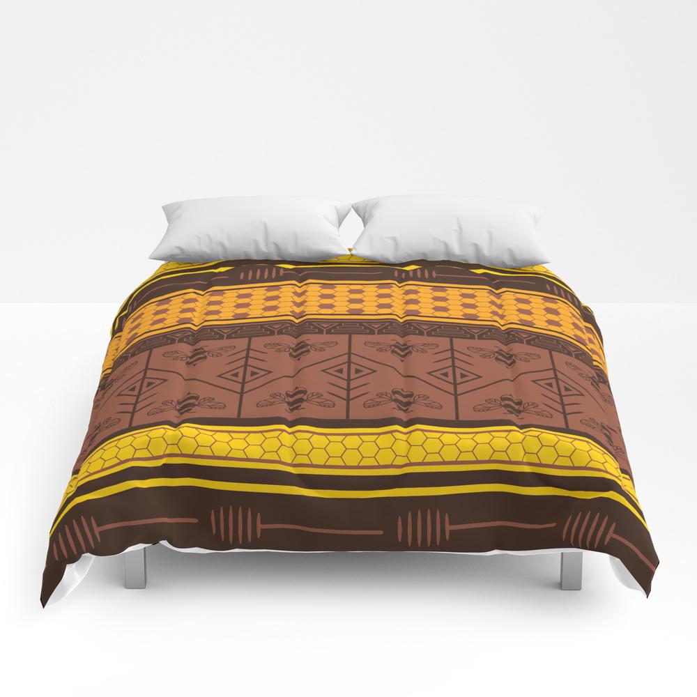 Waxing Poetic Comforter by Goddammitstacey CMF8662952