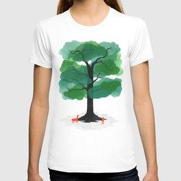 Man & Nature - The Tree of Life T-shirt