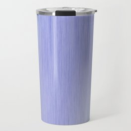 Purple Scratch - Pastel Glitch Travel Mug