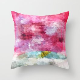 To-Karvuvu Brings Misery Upon Our Mortal Race Throw Pillow