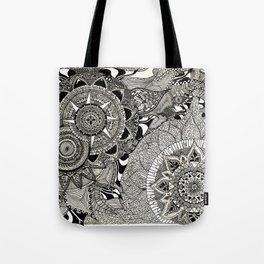 Mystic Ulu Tote Bag