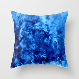 NEBULa Waters Throw Pillow