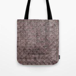 Ink Stitch: Rose Gold Tote Bag