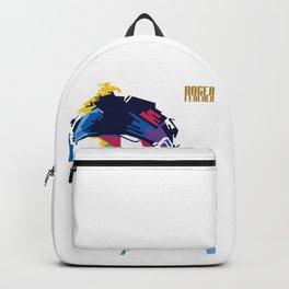 RF Roger Federer Tennis Backpack