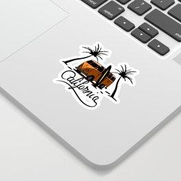 Calfornia Sticker