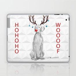 HOHOHOWOOOF WEIMARANER Laptop & iPad Skin