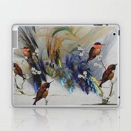 Rufous Hummingbirds Laptop & iPad Skin