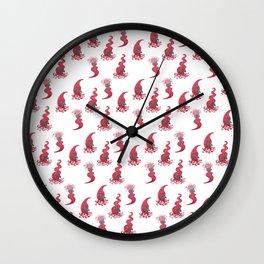 cornetti napoletani Wall Clock