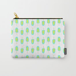 Lime & Lemon Popsicles Carry-All Pouch
