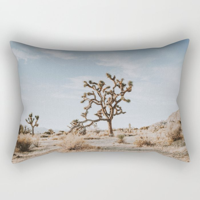 Joshua Tree II Rectangular Pillow