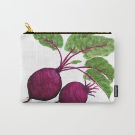 beetroot Carry-All Pouch