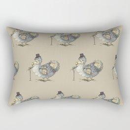 Grumpy Dodo_light Rectangular Pillow