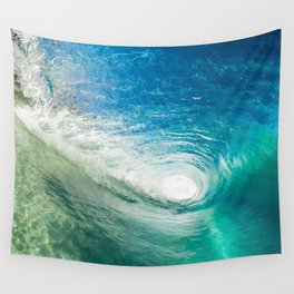 Wave Tube Wall Tapestry
