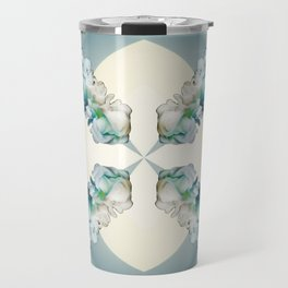 Project 71.41 - Abstract photo-montage Travel Mug