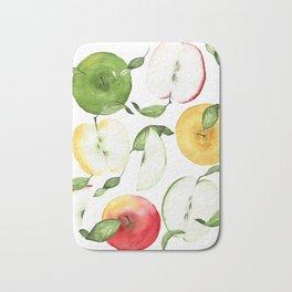 How Ya Like Them Apples Bath Mat