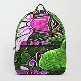 Lily Lily on the Wall Backpack