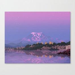 Tacoma Canvas Print