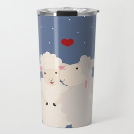 Sheep Series [SS 01] Travel Mug
