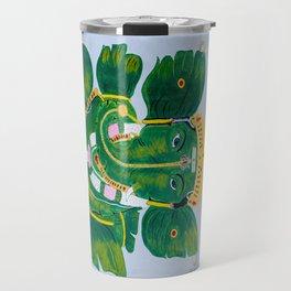 Pan Leaf Ganesh Travel Mug