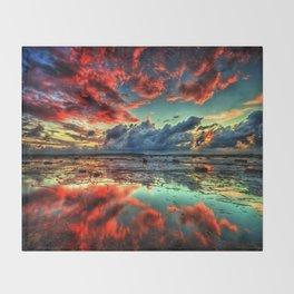 Nature 4 Throw Blanket