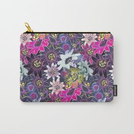 Passion Flower Bright Carry-All Pouch