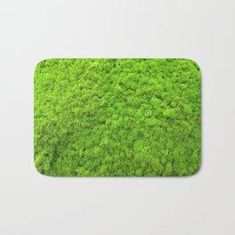 Green Moss Bath Mat