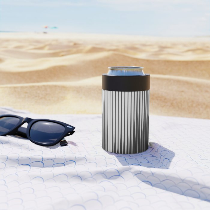 Grays Striped Can Cooler