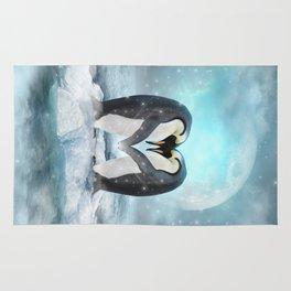 Listen Hard (Penguin Dreams) Rug