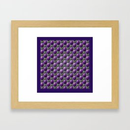 Plums Framed Art Print