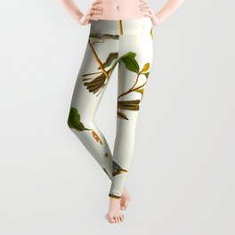 Birds & Plants Leggings