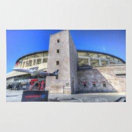 Besiktas Football Club Stadium Istanbul Rug