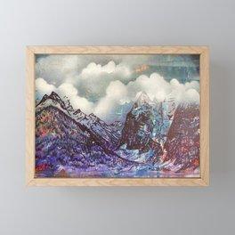 Jenny Lake Framed Mini Art Print