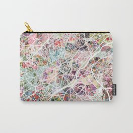 Limoges map Carry-All Pouch