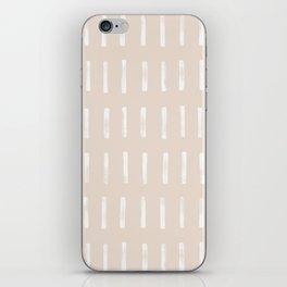 dash blush iPhone Skin