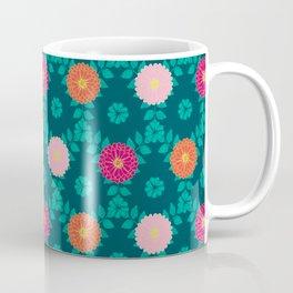 Gerbera Daisy Flower Coffee Mug