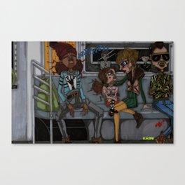 Tha Bronx 2 Canvas Print