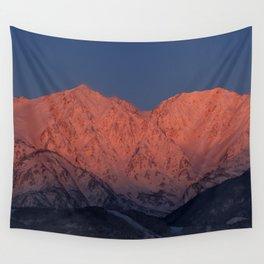 Mt.hakuba Wall Tapestry