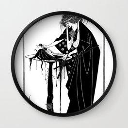 The Dancer's Reward Wall Clock