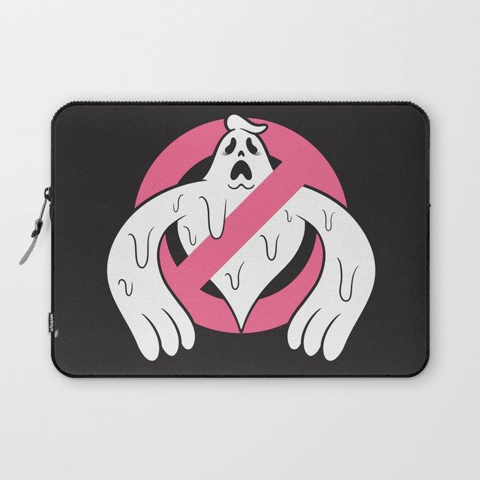 NO GHOST DRIP Laptop Sleeve
