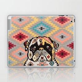 PUG Kilim Laptop & iPad Skin