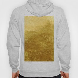 5th Ave Gold Metal Hoody