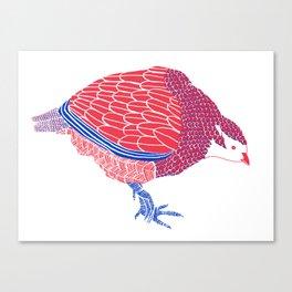 Pretty Partridge Canvas Print