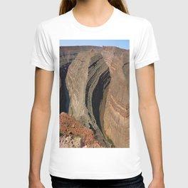 The Goosnecks - A Meander Of The San Juan River T-shirt