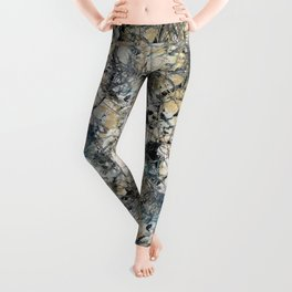 Abstraction XXXVIII Leggings