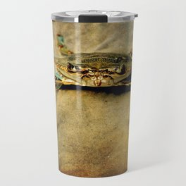 Blue Crab Travel Mug